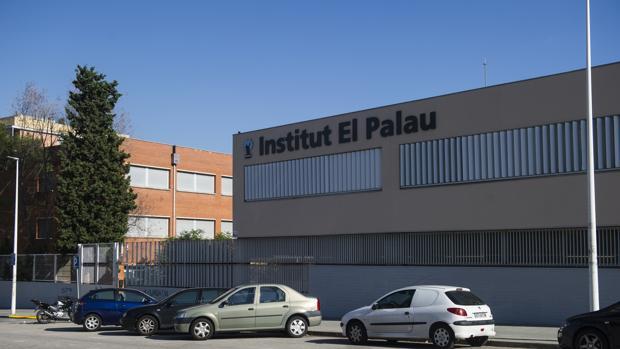El instituto El Palau de Sant Andreu de la Barca, en una foto de archivo