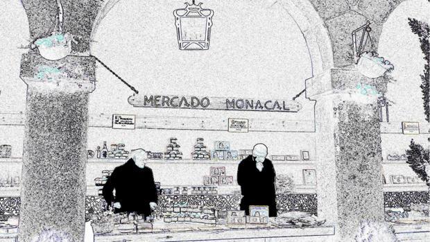 El mercado se puede disfrutar del 12 al 15 de mayo en el monasterio de El Paular