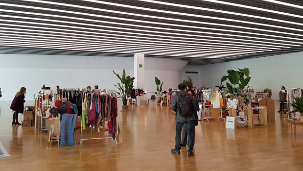 Una de las paradas del BEFF 2017 , Bcn Ethical Fashion Fest