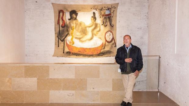 Exposición de José Morea en Ribarroja