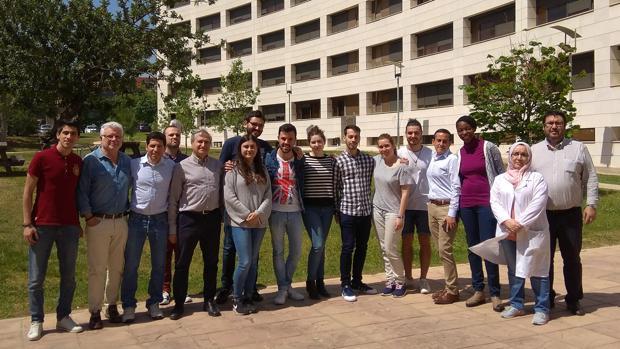 Personal integrant de l'equip de recerca ArchaeChemis de la Universitat de València