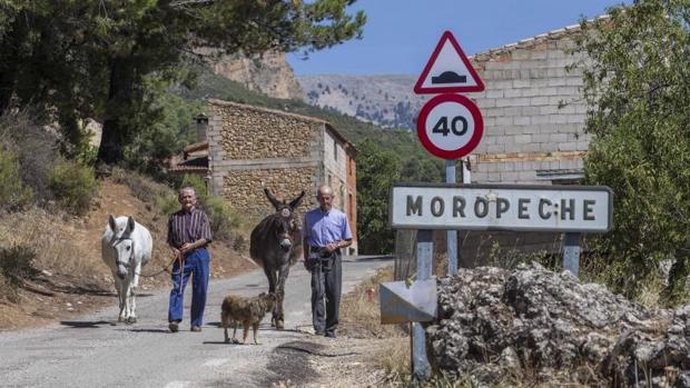 Moropeche es una pedanía de Yeste, en la provincia de Albacete