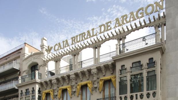 Sede central de Bantierra, en Zaragoza