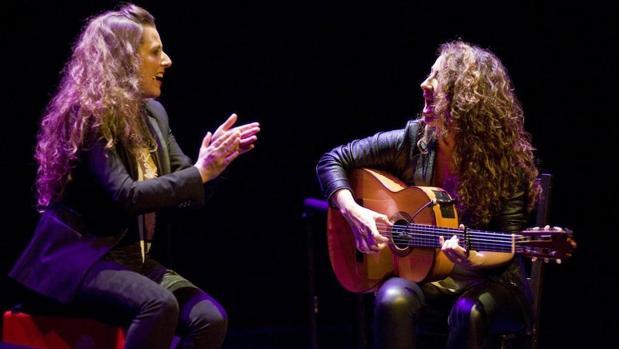 La Tremendita, una de las estrellas invitadas de Flamenco Madrid
