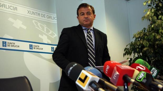 El exconselleiro de Economía, Javier Guerra