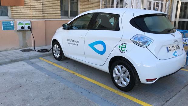 Los vehículos ecológicos de Global Omnium