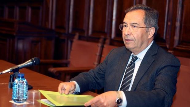 El catedrático de Derecho Constitucional de la Pompeu Fabra y consejero del Consejo de Garantías Estatutarias de Cataluña, Marc Carrillo