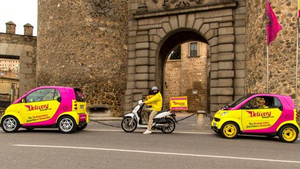Delivery Toledo tiene una dilatada experiencia en el sector restauración en la ciudad