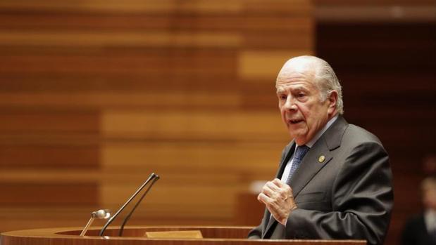 El Procurador del Común de Castilla y León, Javier Amoedo