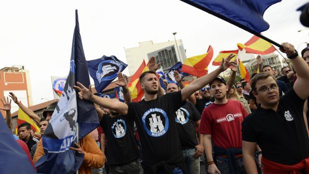 Manifestación del Hogar Social Madrid