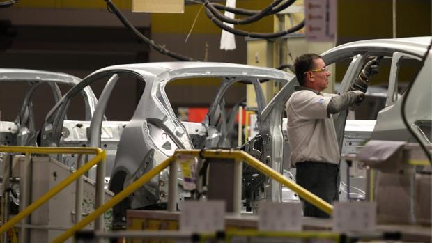 La industria automovilística es el principal sector exportador de Aragón
