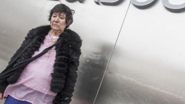 Mauricia Ibáñez, la madre de mellizos con 64 años