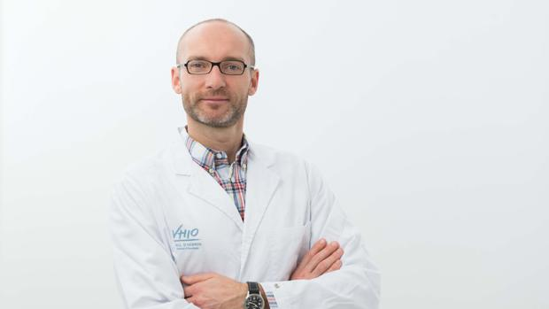 Rodrigo Dienstmann, investigador principal del Grupo Oncology Data Science del VHIO