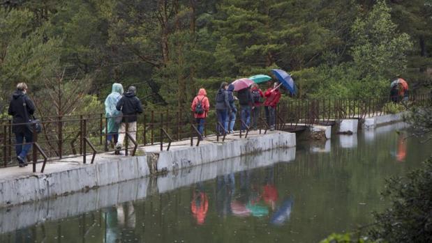 Paseo por la sierra de Guadarrama con 138 operadores turísticos