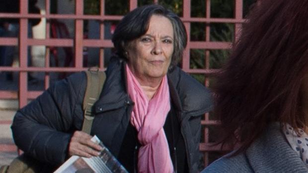 La edil de Vivienda, Olga García