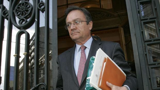 Una fotografía de archivo de Juan Pablo de Laiglesia, exsecretario de Estado de España para Iberoamérica