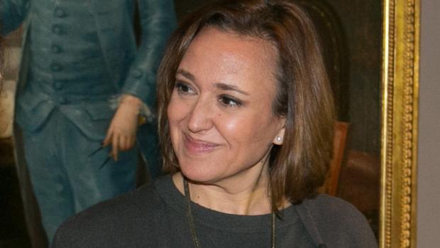 Mayte Pérez, consejera de Educación del Gobierno aragonés