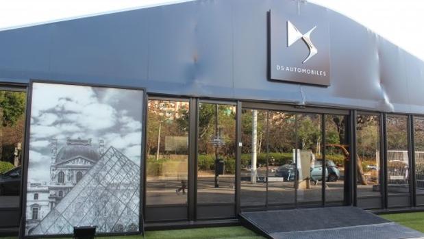 Nuevo concesionario de DS en Valencia