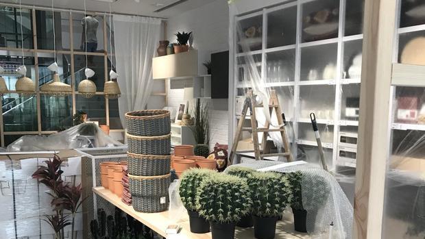 Nueva tienda urbana de Ikea en Goya