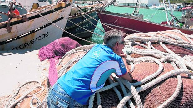 Pescadores de Cádiz o Huelva, entre los más perjudicados