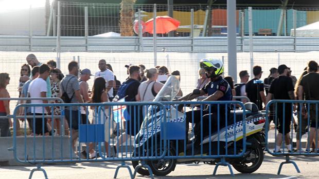 La Policía Municipal hizo más de 23.500 horas extra en julio