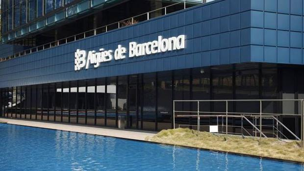 Oficinas Aguas De Barcelona Of La Sede Social De Agbar Regresa A Barcelona