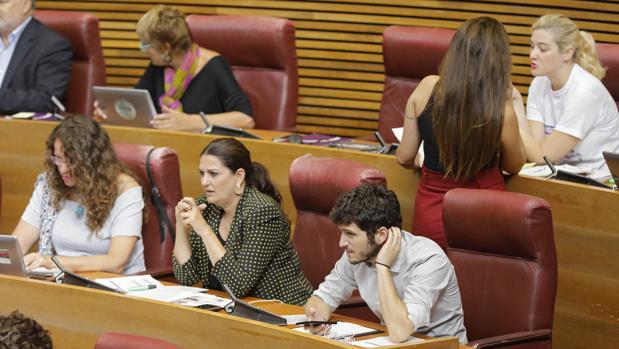 La ley de Podemos que vacía las diputaciones no convence al PSPV