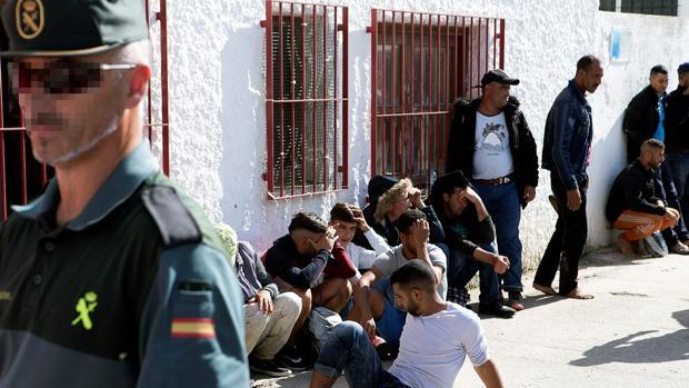 Ceuta, base de operaciones de la inmigración norteafricana