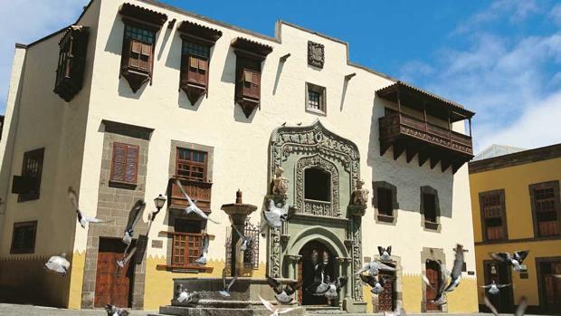 Casa en Colón en la ciudad de Las Palmas