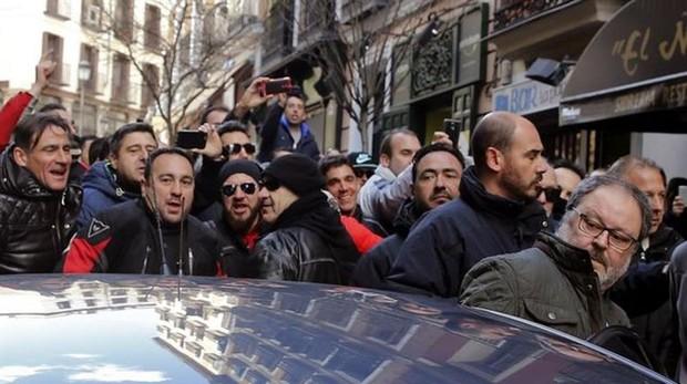 Protesta hoy de la Policía Municipal contra el concejal de Seguridad