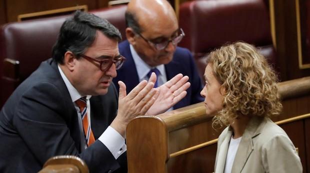 El Gobierno comienza contactos con el PNV ante el rechazo de ERC