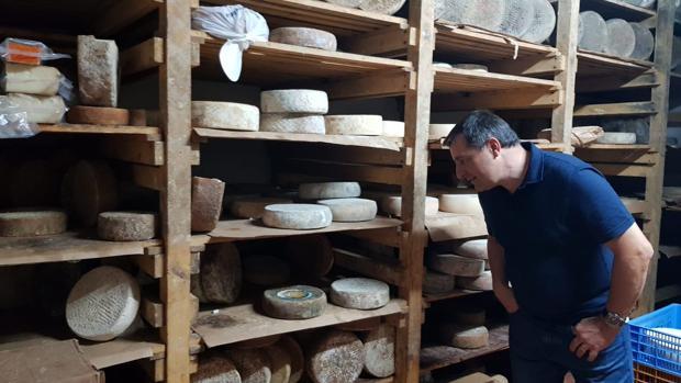 El sumiller y jefe de sala del Celler de Can Roca, Josep «Pitu»Roca, este mes de noviembre en Gran Canaria