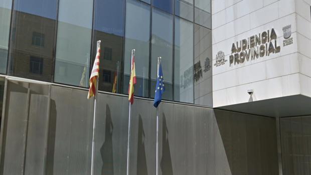 El caso ha sido juzgado en la Audiencia Provincial de Zaragoza