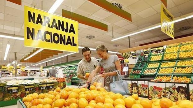 El auténtico origen nacional de las naranjas de Mercadona