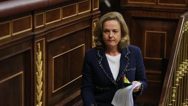 La sociedad instrumental de la ministra Calviño no figura en su declaración de bienes