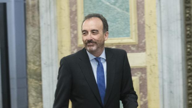 El juez Manuel Marchena