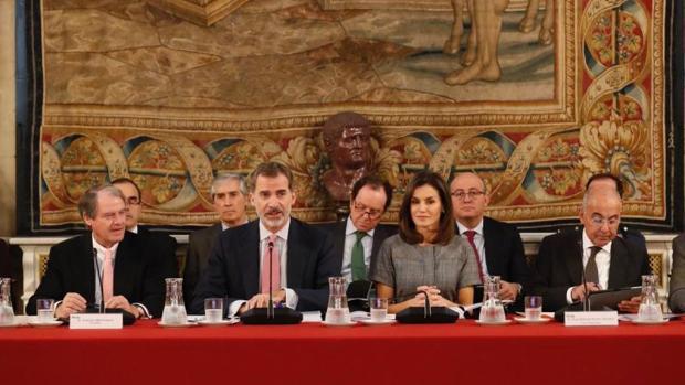 La Fundación Princesa de Girona celebrará su décimo aniversario en Barcelona