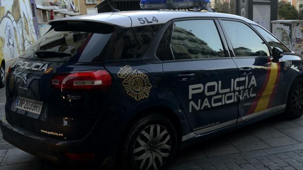 Al lugar de los hechos, en Carabanchel, acudió la Policía Nacional