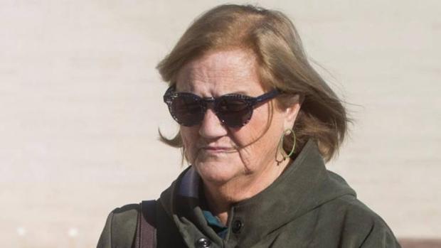 La expresidenta del Parlament, Nuria de Gispert