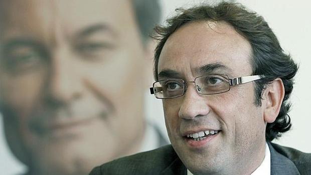 El exconsejero de la Generalitat Josep Rull en una imagen de archivo