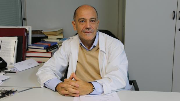 Julio Sanjuán, responsable de la Unidad de primeros Episodios Psicóticos del Hospital Clínico de Valencia