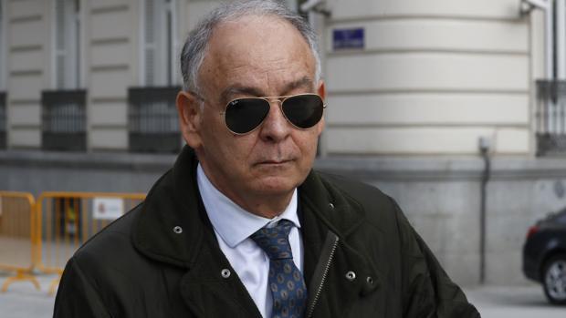 Eugenio Pino, en una imagen de archivo