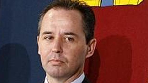 Andrés Gómez Gordo, en 2011