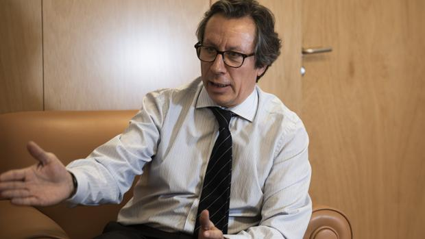 El diputado Carlos Floriano