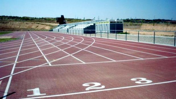 Pista de atletismo del Polígono