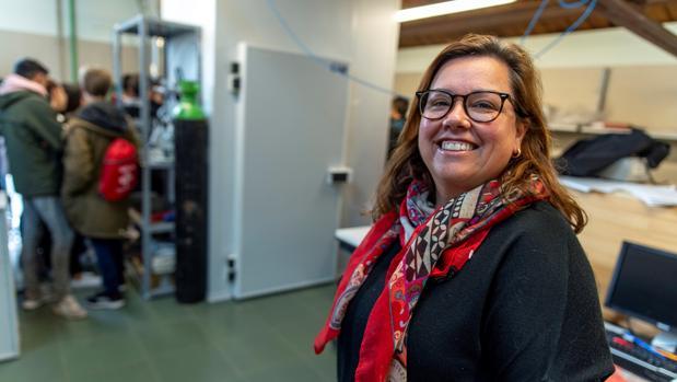 Susana Seseña, profesora de la UCLM