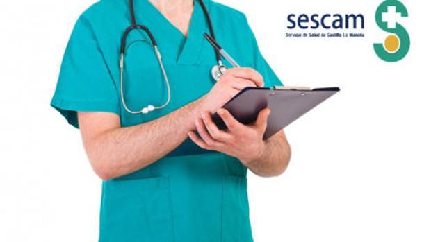 Profesional del Servicio de Salud de Castilla-La Mancha