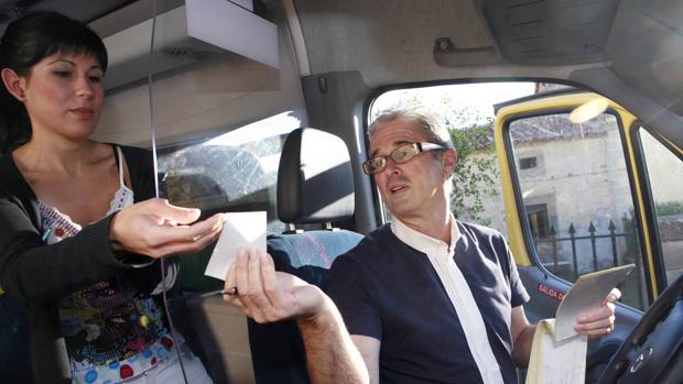 Transporte a la demanda en la provincia de Soria