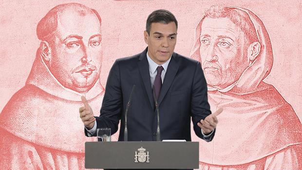 Sánchez confunde en su libro a Fray Luis de León con San Juan de la Cruz