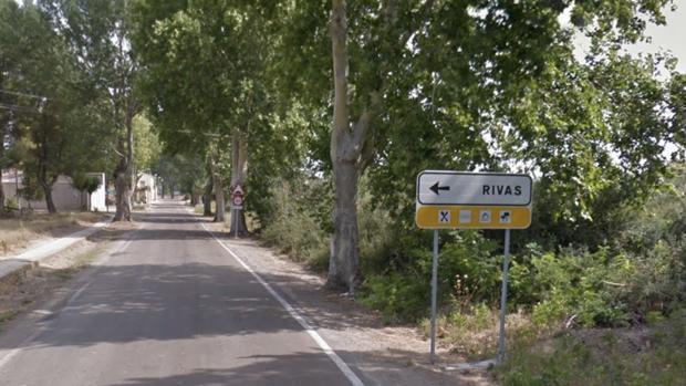 Rivas (Zaragoza), localidad perteneciente al término municipal de Ejea de los Caballeros